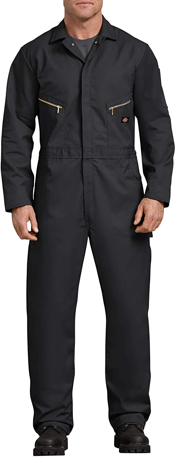 Dickies Deluxe Blended Coverall Combinaison de Travail Homme