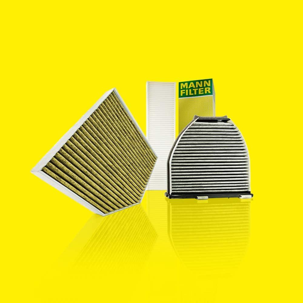 F/ür PKW f/ür PKW /& Innenraumfilter CU 24 009 Original MANN-FILTER C 27 019 Luftfilter