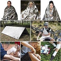 Botiquín de primeros auxilios con 130 artículos 1