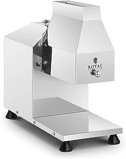 Royal Catering Máquina Ablandadora De Carne Encernecedor RCMT-350W (Tolva amplia, Fabricado en acero inoxidable, 75 rpm, 350 W): Amazon.es: Hogar