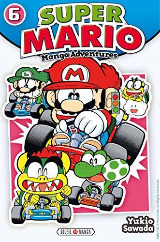Super Mario Manga Adventures T06
