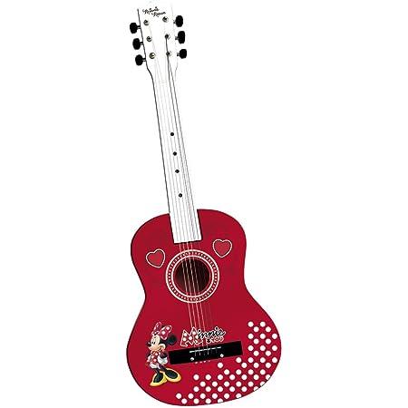 Reig/minnie - 5255 - Guitare En Bois - Minnie - 65 Cm