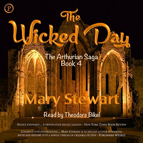 Couverture de The Wicked Day