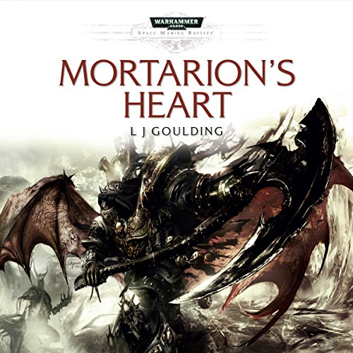Mortarion's Heart cover art