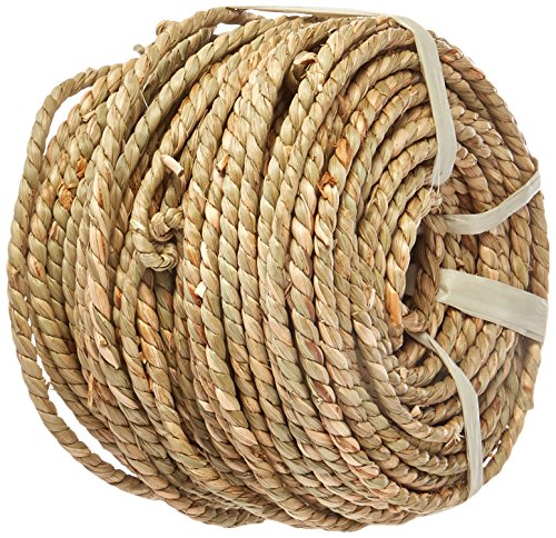 Commonwealth Basket Corde en zostère #3 4,5 mm x 5 m - Bobine de 0,5 kg env.