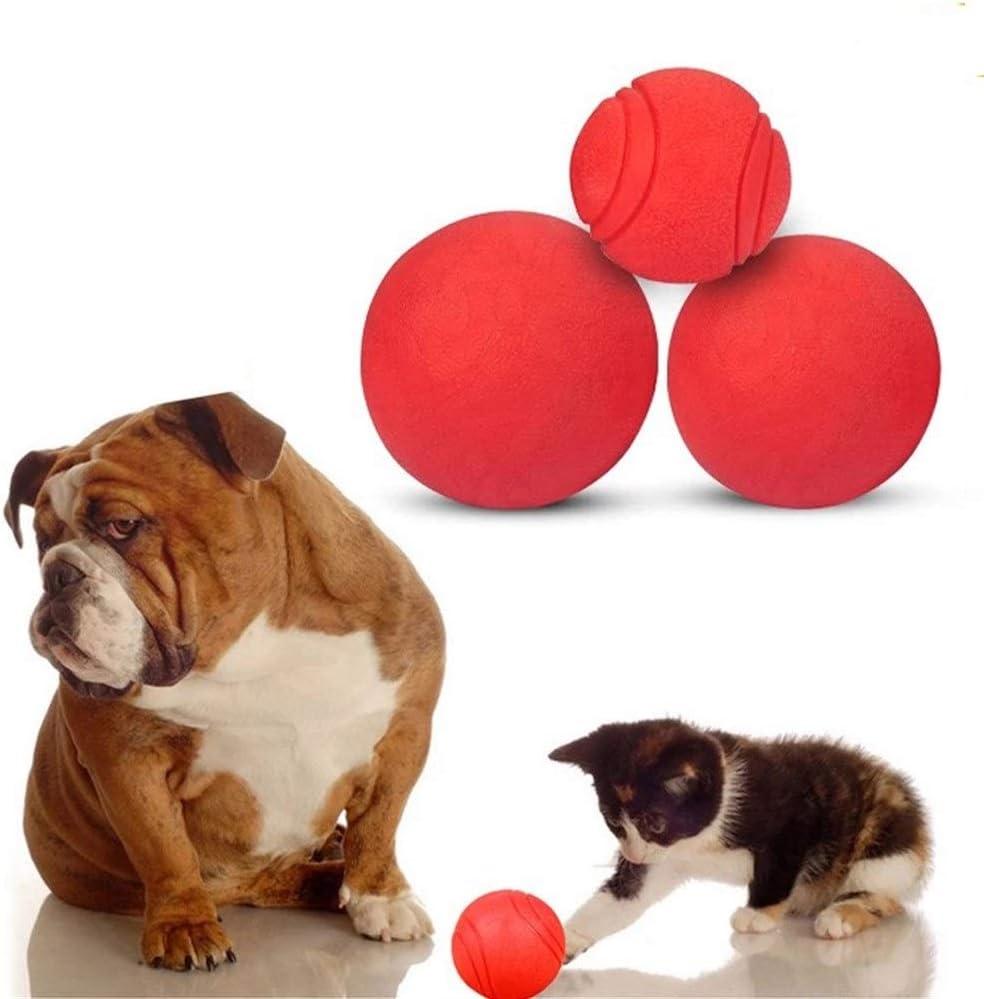 Ranking TOP8 Dog Toy Interactive Ranking TOP10 Rubber Balls Puppy ElasticityTee Pet Cat