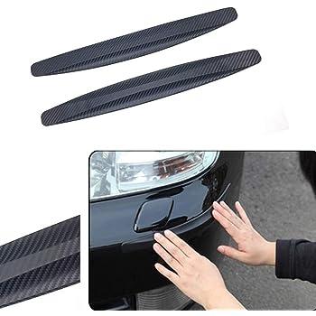protezione anteriore posteriore 2 paia di paraurti per auto protezione paraurti Issyzone striscia antigraffio flessibile