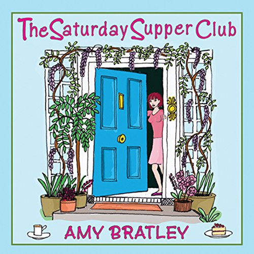 The Saturday Supper Club audiobook cover art