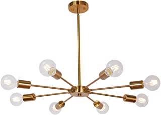 Best sputnik flush mount ceiling light Reviews