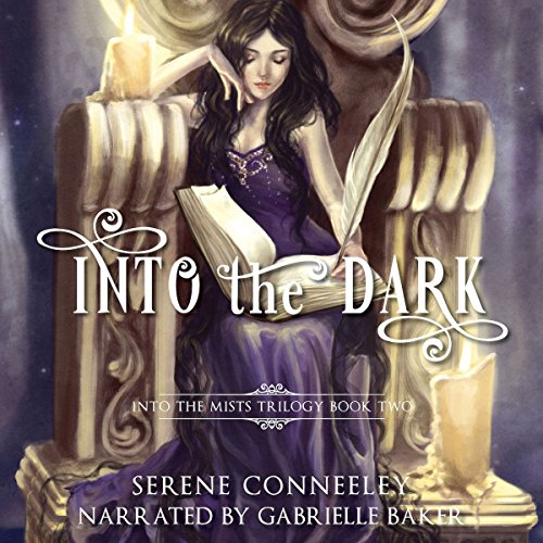 Couverture de Into the Dark: Book Two of the Into the Mists Trilogy