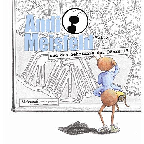 Andi Meisfeld und das Geheimnis der Röhre 13 Titelbild