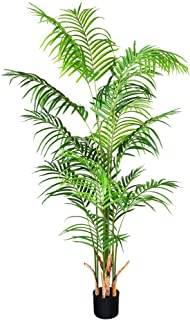 Best palm tree fake plant Reviews