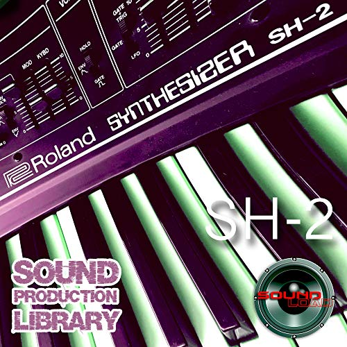 For Sale! from Roland SH-2 - The Very Best of - Large Unique Wave/Kontakt Studio Samples/Loops Libra...