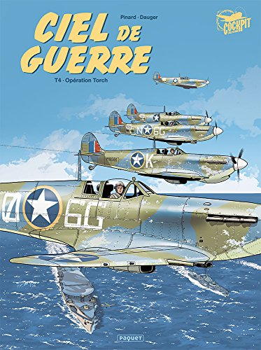 Ciel de guerre T4: Operation torch
