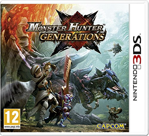Monster Hunter Generations [Nintendo 3DS]