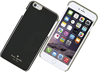 Kate Spade New York Wrap Case for iPhone 6Plus  & 6SPlus - Black Saffiano (Fits Larger iPhone with 5.5