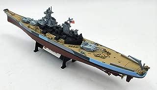 FloZ WWII USA USS Missouri 1944 1/1000 diecast Model Ship Navy Iowa-Class Battleship