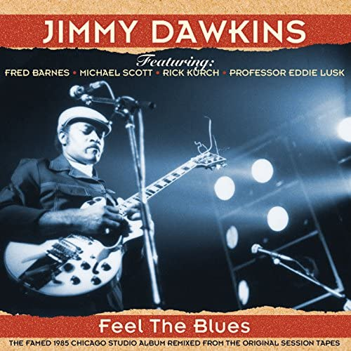 Jimmy Dawkins