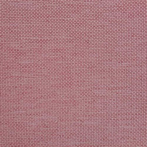 NOVELY® Oxford 330D | 1 lfm | Leinen Look Polyester PU wasserabweisend Mélange Polsterstoff (53 Altrosa)