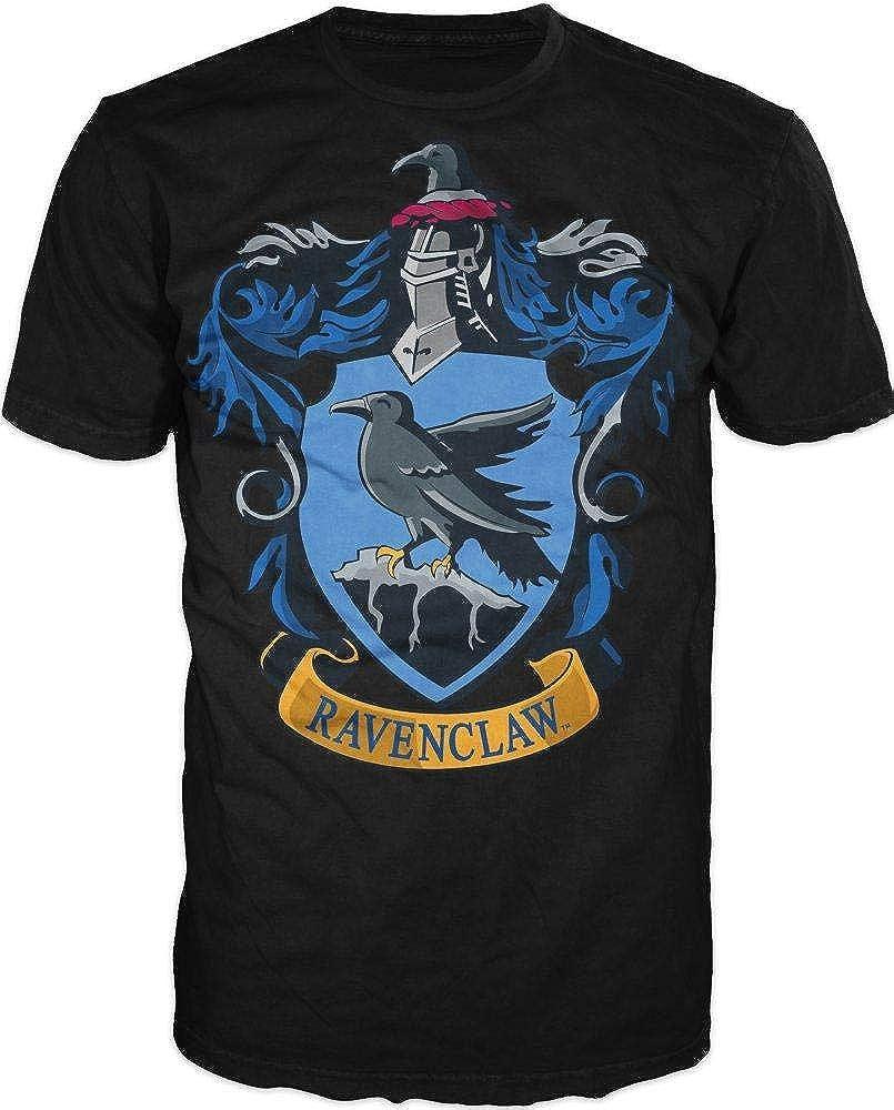 Harry Potter Ravenclaw Crest Boys T-Shirt Official Merchandise