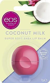 New EOS Smooth Sphere Coconut Milk Lip Balm, 7g