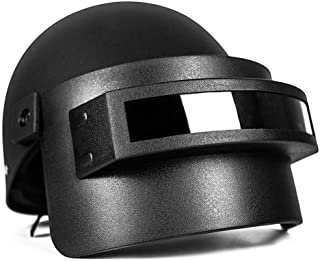 BUG-L PUBG Level 3 Helmet Full Head Mask, Game Cool Cosplay Costume Accessories Battlefield Tactical Mask Outdoor