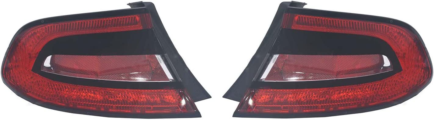 Rareelectrical NEW PAIR OF TAIL Popular popular COMPATIBLE WITH DAR DODGE Very popular LIGHTS