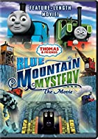 Thomas & Friends: Blue Mountain Mystery the Movie [DVD] [Import]