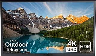 SunBriteTV Weatherproof Outdoor 43-Inch Veranda (2nd Gen) 4K UHD HDR LED Television - SB-V-43-4KHDR-BL, Black