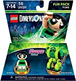 Lego Dimensions Building Toy Pack (Powerpuff Girls Buttercup 71343)