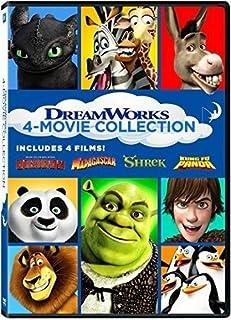 Dreamworks 4-Movie Collection [Edizione: Stati Uniti] [Italia]
