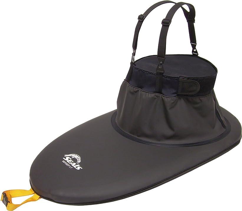 ホールドオール立ち向かう後世Seals Odysseyストレッチ製カヤックスプレースカート