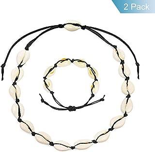 Best hemp cowrie shell necklace Reviews