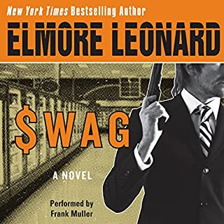 Swag audiobook cover art