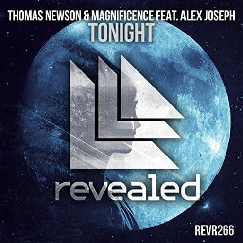 Thomas Newson & Magnificence feat. Alex Joseph