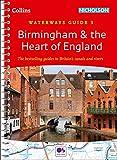 Birmingham & the Heart of England (Collins Nicholson Waterways Guides)