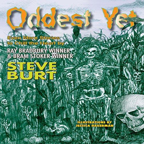 Oddest Yet audiobook cover art