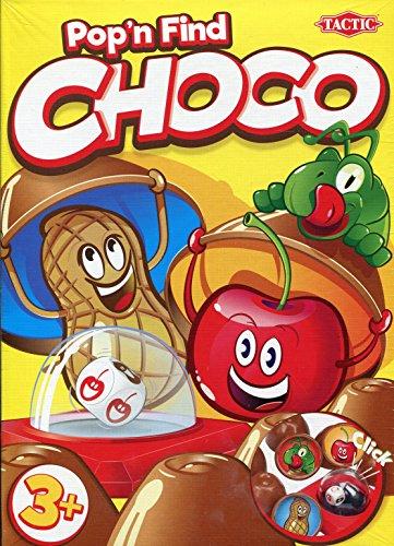 Tactic 138.170,9cm Choco Game