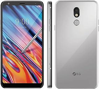 "LG Stylo 5 (32GB, 3GB RAM) 6.2"" FHD+, Snapdragon 450, 4G LTE GSM T-Mobile Unlocked (AT&T, Metro, Straight Talk) US Warrant..."
