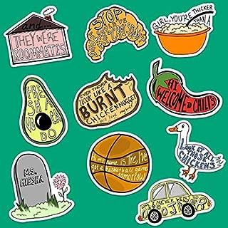 Vine Sticker 10 Pack Classic