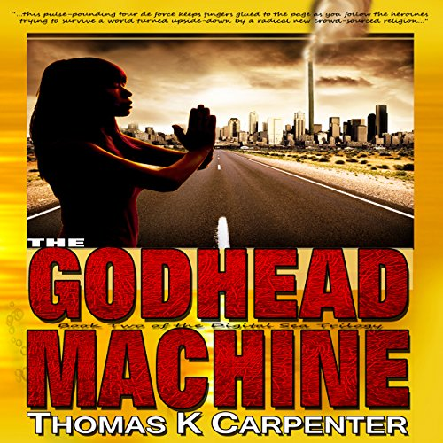 The Godhead Machine audiobook cover art