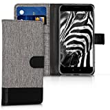 kwmobile Case for Ulefone Power 2 - Folding PU Leather