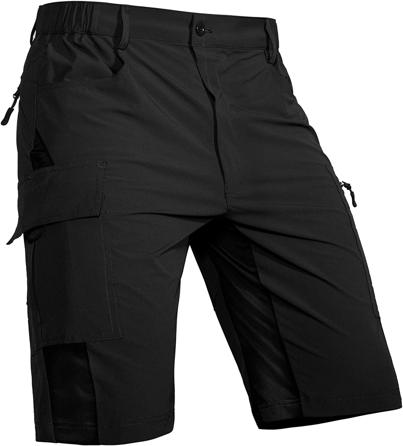 Cycorld Cargo Hiking Shorts for Elastic Lightweight Stretchy We OFFer free at cheap prices Men