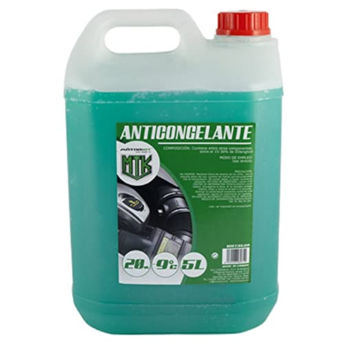 Liquido Anticongelante: Amazon.es