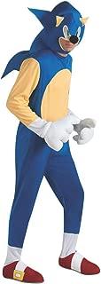 Rubie's Costume Unisex Sonic The Hedgehog Deluxe Adult Costume