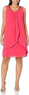 فستان حفلات كوكتيل للنساء من إس.إل. فاشونز