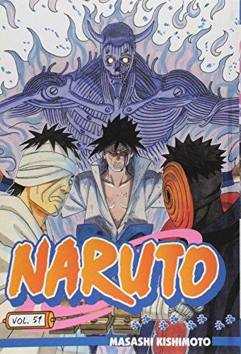 Naruto - Volume 51