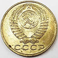 記念コインの絶妙なコレクション 1991年ソビエトCCCP.Coin 15 Kopek Coin Mバージョン19.5mm.unc.old緩いコイン