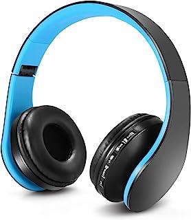 Auriculares Bluetooth para niños, Auriculares Plegable para niños con Volumen Limitado, niñas y niños, Auriculares Ajustab...