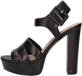 Mujer Para esGuess Zapatos Sandalias 35 Vestir De Amazon XuikOPZ